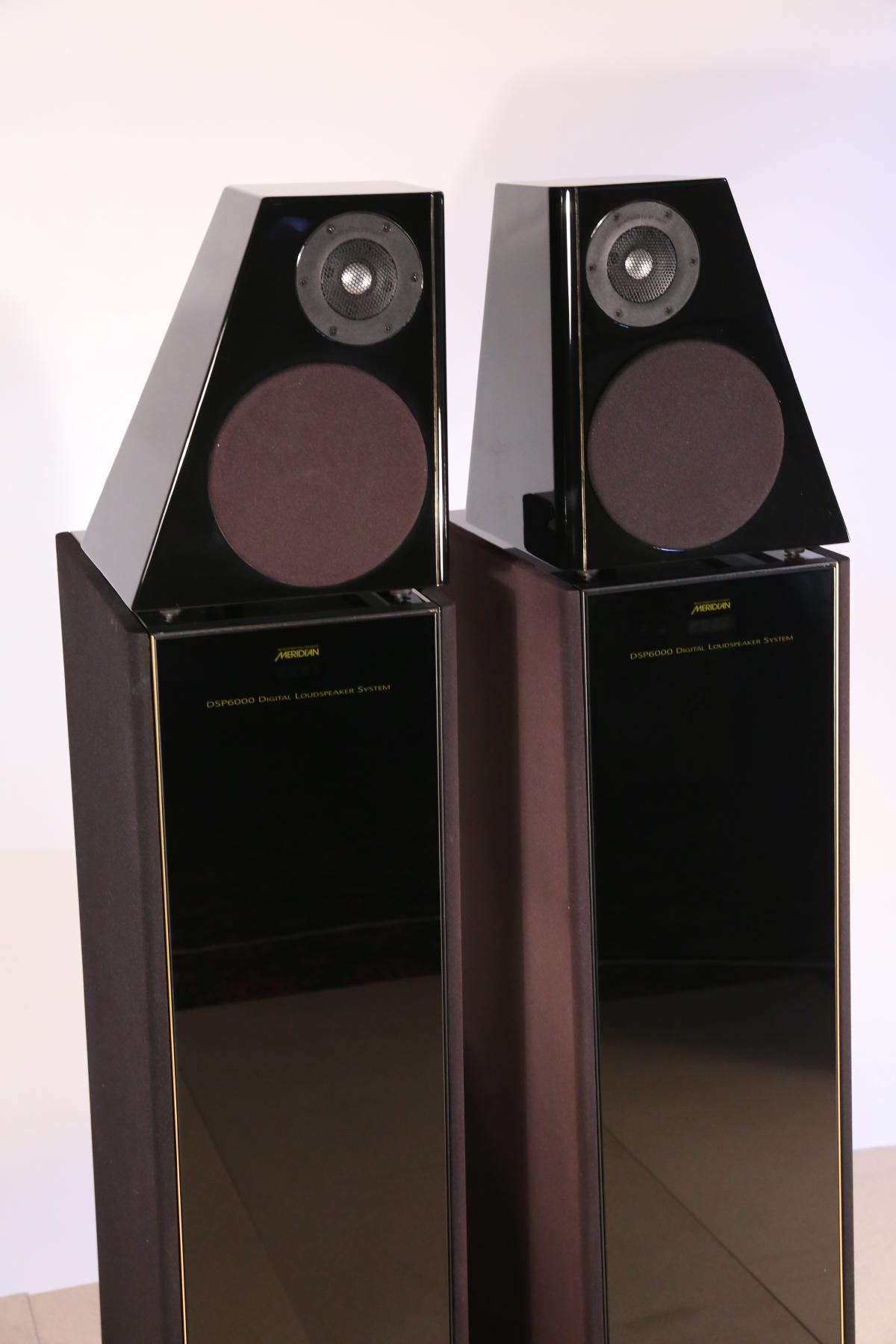 meridian speakers vs bose